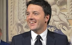 Маттео Ренци. Фото с сайта wikipedia.org