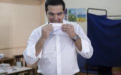 Алексис Ципрас © РИА Новости, Костис Нтантамис