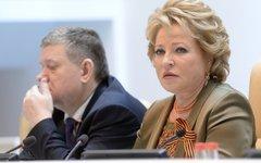Валентина Матвиенко © РИА Новости, Владимир Федоренко