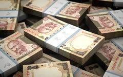 Индийские рупии. Фото с сайта imgarcade.com