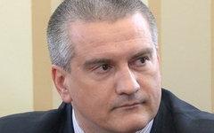 Сергей Аксенов. Фото с сайта government.ru