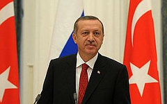 Реджеп Тайип Эрдоган. Фото с сайта kremlin.ru