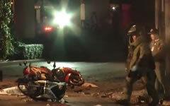 Теракт в Бангкоке. Стоп-кадр с видео в YouTube