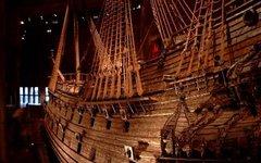 Васа, музей корабля. Фото Georg Dembowski с сайта wikimedia.org