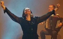 Фрагмент спектакля «Piaf! The Show». Предоставлено российскими организаторами