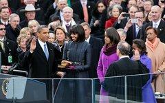 Инаугурация Барака Обамы © KM.RU, whitehouse.gov
