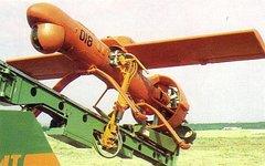 Разведывательный БПЛА «изделие 61» «Пчела» ОКБ Яковлева, 1990 год