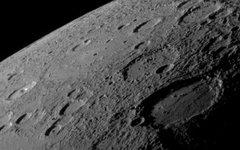Поверхность Меркурия. Фото с сайта nasa.gov