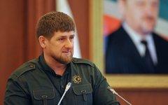 Рамзан Кадыров © РИА Новости, Саид Царнаев