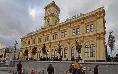 Ленинградский вокзал © KM.RU, Илья Шабардин