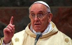 Папа Римский Франциск. Фото с сайта izhiza.ru