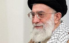 Аятолла Хаменеи. Фото с сайта sajed.ir