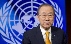 Пан Ги Мун. Фото с сайта un.org