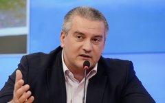 Сергей Аксенов © РИА Новости, Алексей Филиппов