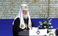 Патриарх Кирилл © KM.RU, Алексей Белкин
