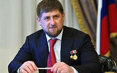 Рамзан Кадыров. Фото с сайта chechnya.gov.ru