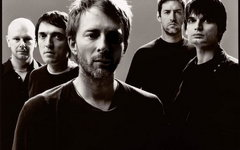 Radiohead. Фото с офстраницы группы в Facebook
