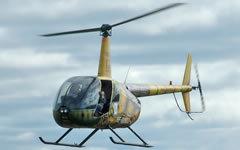 Вертолет Robinson R44. Фото Dmitry A. Mottl с сайта wikipedia.org