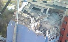 Количество жертв взрыва дома в Рязани возросло до семи