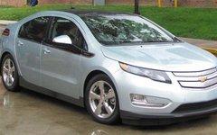 2011 Chevrolet Volt. Фото с сайта wikimedia.org