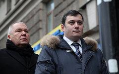 Депутат Госдумы РФ Александр Хинштейн © KM.RU, Алексей Белкин