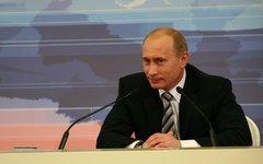 Владимир Путин © KM.RU