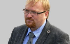 Виталий Милонов. Фото Sm alien с сайта wikipedia.org