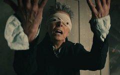 Кадр из клипа Lazarus