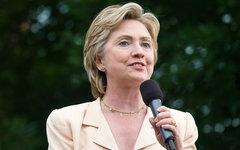 Хиллари Клинтон. Фото с сайта wikimedia.org