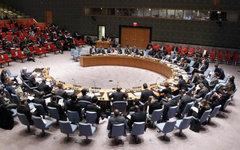 Заседание СБ ООН. Фото с сайта un.org
