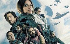 Фрагмент постера фильма «Изгой - один. Звездные войны: Истории»