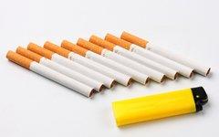 Сигареты с зажигалкой © KM.RU, Алексей Белкин