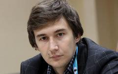 Сергей Карякин. Фото с сайта chesswood.ru