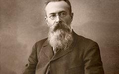 Н.А. Римский-Корсаков. Фото с сайта wikipedia.org
