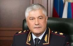 Владимир Колокольцев. Фото с сайта мвд.рф