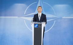 Генсек НАТО Йенс Столтенберг. Фото с сайта nato.int