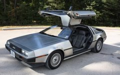 Фото с сайта delorean.com
