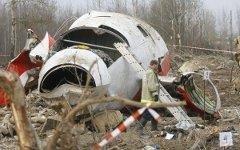 Катастрофа Ту-154. Фото с сайта rp.pl