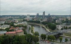 Вильнюс. Фото с сайта wikimedia.org