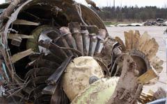 Обломки самолета Ту-154 © РИА Новости, Олег Минеев
