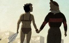 Кадр из мультфильма «До любви»
