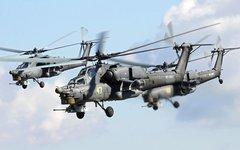 Вертолет Ми-28Н, фото с сайта www.wikipedia.org