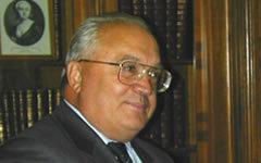 Ректор МГУ Виктор Садовничий. Фото с сайта msu.ru