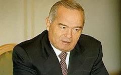 Ислам Каримов. Фото с сайта press-service.uz