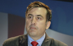 Михаил Саакашвили. Фото пользователя Flickr EPP