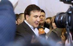 Фото со страницы Михаила Саакашвили в Facebook