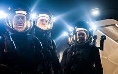 Кадр из фильма «Марсианин»