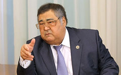 Аман Тулеев. Фото с сайта government.ru