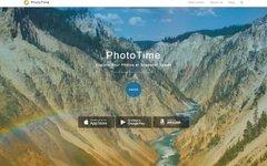 Скриншот с сайта phototime.com
