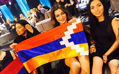 Ивета Мукучян Фото: страница Armenia in Eurovision в Facebook